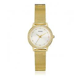 193910f6d78 Relógio Feminino Guess Analógico 92582LPGDDA6 Dourado esteira