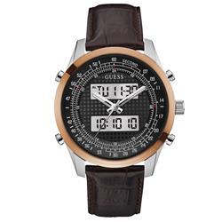 79e17cea7ea Relógio Masculino Guess Analógico digital 92620G0GTNC2 Aço misto