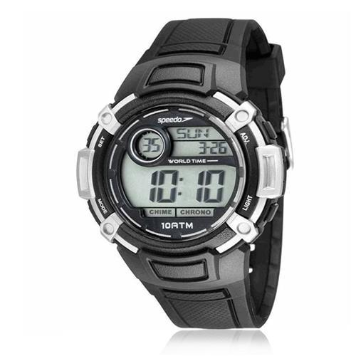 Relógio Masculino Speedo Analógico 65091G0EVNP1 Borracha