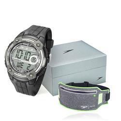 Relógio Masculino Speedo Digital 80581G0EVNP2 Kit Porta Objetos