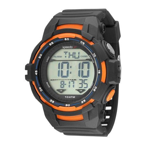 Relógio Masculino Speedo Digital 81154G0EVNP1 Borracha