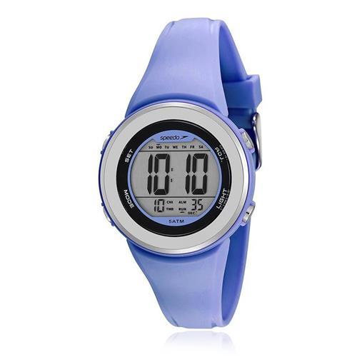 Relógio Feminino Speedo Digital 81152L0EVNP2 Borracha