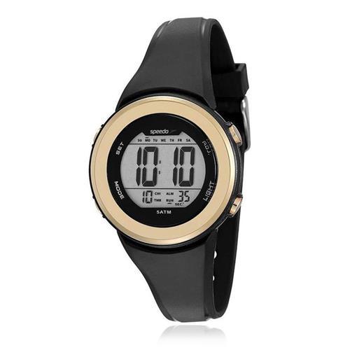 1eab3bf5a1c Relógio Feminino Speedo Digital 81152L0EVNP1 Borracha
