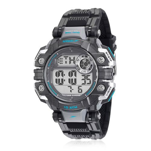 Relógio Masculino Speedo Digital 80624G0EVNP1 Borracha