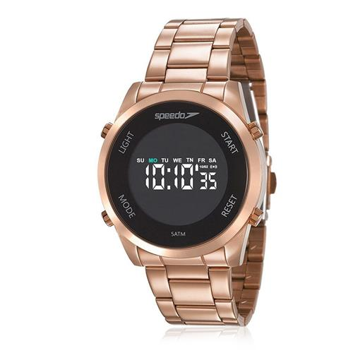 a05b0e3e0d2 Relógio Feminino Speedo Digital 24860LPEVRS3 Rose