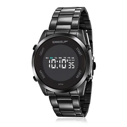 Relógio Feminino Speedo Digital 24860LPEVPS2 Preto