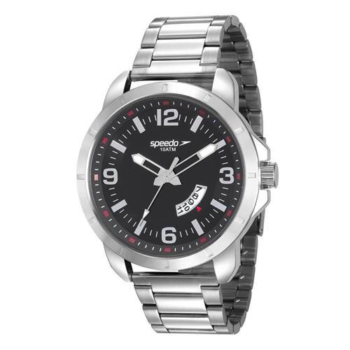 Relógio Masculino Speedo Analógico 24862G0EVNS1 Aço