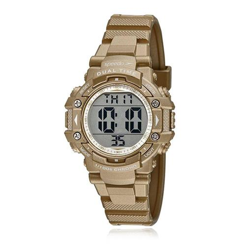 Relógio Feminino Speedo Digital 80631L0EVNP1 Dourado