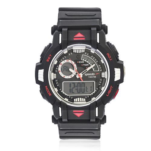 Relógio Masculino Speedo ANADIGI 81151G0EVNP1 Borracha