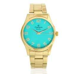 Relógio Feminino Champion Rainbow CN29884G Dourado