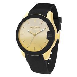Relógio Feminino Mormaii Analógico MO235BF/8M Borracha