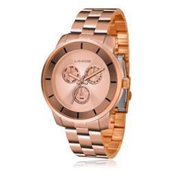 Relógio Feminino Lince Analógico LMR4478L R1RX Rose