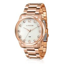 Relógio Feminino Lince Analógico LRR4391L B2RX Rose
