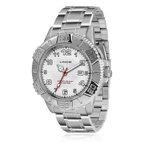 Relógio Masculino Lince Analógico MRM4334L B2SX Aço
