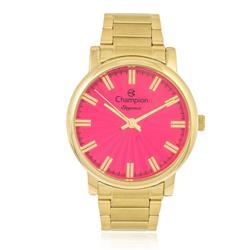Relógio Feminino Champion Elegance CN26037L Dourado