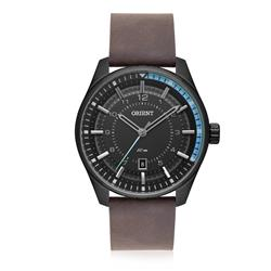 Relógio Masculino Orient Analógico MPSC1004 PANX Couro