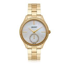 Relógio Feminino Orient Analógico FGSS0104 B1KX Dourado