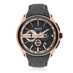 Relógio Masculino Orient Analógico MRSCC015 P1PX Couro