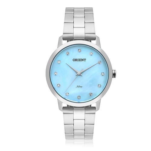 Relógio Feminino Orient Analógico FBSS0071 A1SX Aço