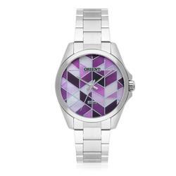 Relógio Feminino Orient Analógico FBSS0060 LRSX Aço