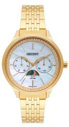 Relógio Feminino Orient Analógico FGSSM059 B1KX Dourado