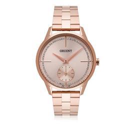 Relógio Feminino Orient Analógico FRSS0030 R1RX Rose