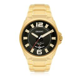 Relógio Masculino Orient Analógico MGSS1157 P2KX Dourado