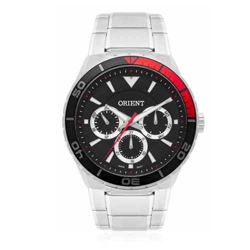 Relógio Masculino Orient Analógico MBSSM082 P1SX Aço