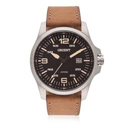 Relógio Masculino Orient Analógico MBSC1023 P2MX Couro
