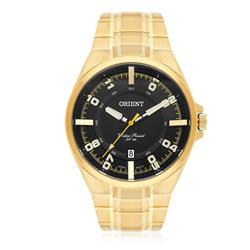 Relógio Masculino Orient Analógico MGSS1158 P2KX Dourado