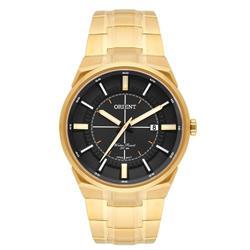 Relógio Masculino Orient Analógico MGSS1153 P1KX Dourado