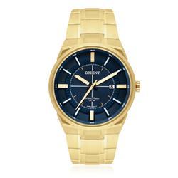 Relógio Masculino Orient Analógico MGSS1153 D1KX Dourado