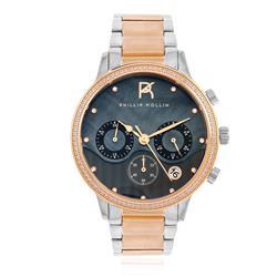 Relógio Feminino Phillip Kollin Santorini ZY28010O Mixed Rose Blue