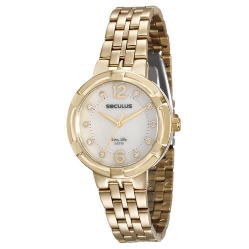 Relógio Feminino Seculus Long Life