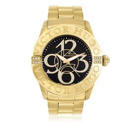 Relógio Victor Hugo Analógico VH10038LSG/02 Dourado