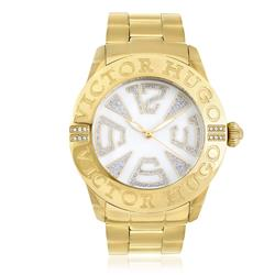 Relógio Victor Hugo Analógico VH10119LSG/28M Dourado