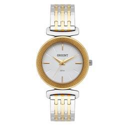 Relógio Feminino Orient Analógico FTSS1105 S1SK Aço . 5e3387f58d