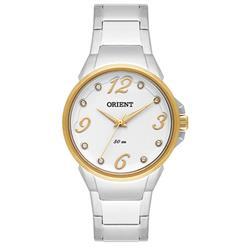 da2e070f52d Relógio Feminino Orient Swarovski FTSS0045 B2SX Aço