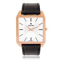 Relógio Masculino Jaguar Analógico J040ARL01 S1PX Aço Rose