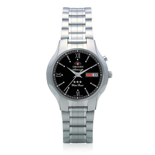 Relógio Masculino Orient Automatic 469SS001 P3SX Aço