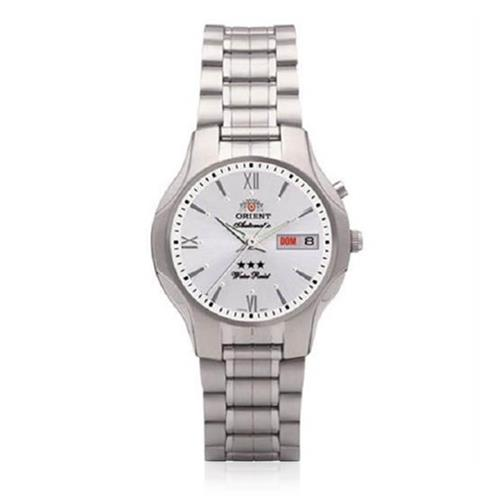 Relógio Masculino Orient Automatic 469SS001 S3SX Aço