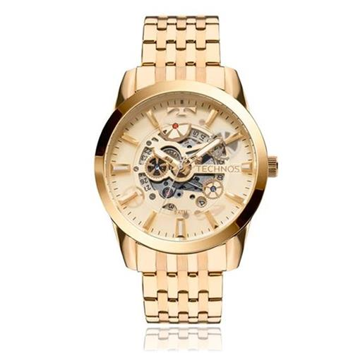 Relógio Masculino Technos Analógico 8205NQ 4X Automático   Joias Vip da55e9a2b0