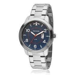 Relógio Masculino Technos Analógico 2115KTM/1A Fundo Azul