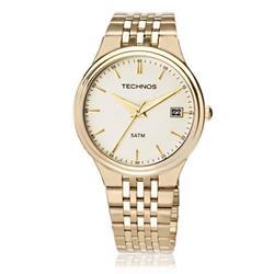 Relógio Masculino Technos Analógico 2115GR/4X Dourado