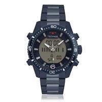 Relógio Masculino Technos ANADIGI BJK203AAE/4A Aço Azul