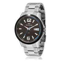 a9cd9dec060 Relógio Masculino Technos Analógico 2115KNV 1A Aço