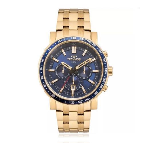 Relógio Masculino Technos Analógico JS26AJ/4A Dourado