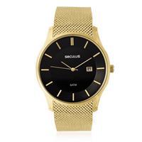 Relógio Feminino Seculus Analógico 20430GPSVDA1 Dourado