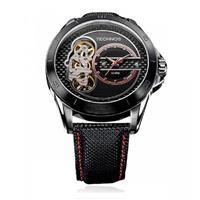 be377acd79b Relógio Masculino Technos Performance Carbon 2039AP 0P Couro
