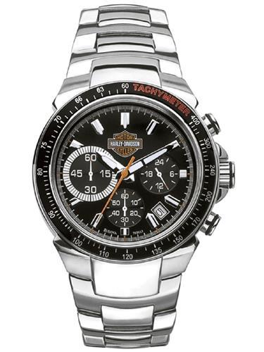 ed0103faa Relógio Masculino Bulova Harley Davidson WH30288T Aço